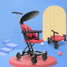 2019 New Baby stroller folding light baby
