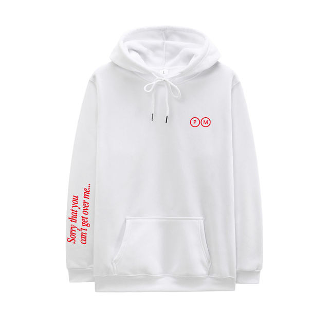POST MALONE LETTER THEMED HOODIE (5 VARIAN)