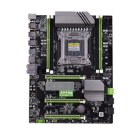 JIAHUAYU X79T DDR3 PC Desktop Computer Motherboard 2011 CPU 4 Channel Gaming Support M.2 E5 2680V2 I7 Sata 3.0 USB 3.0 for Intel