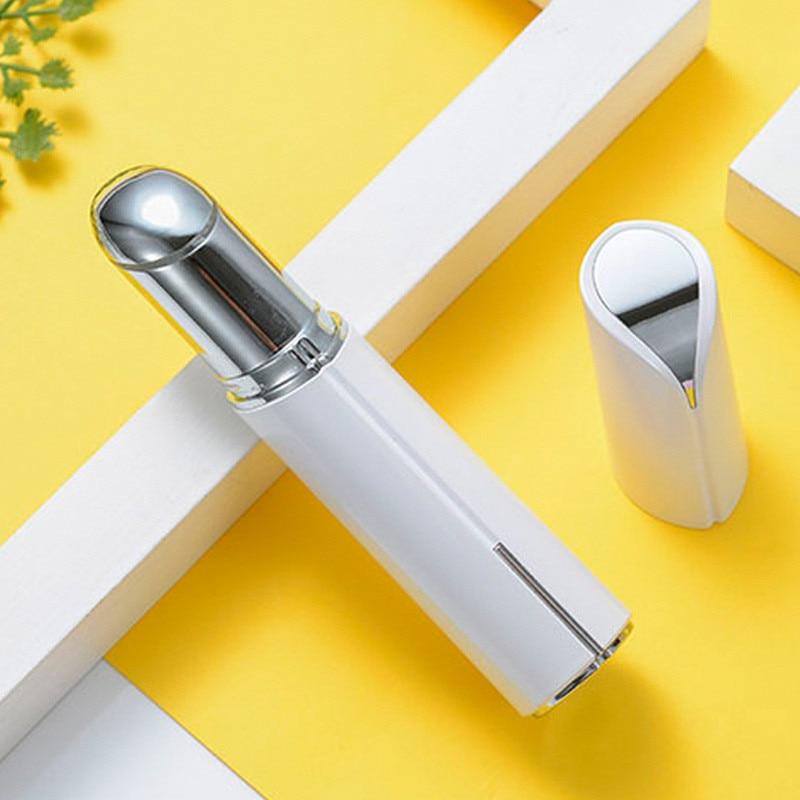 Electric Micro-current Beauty Eye Instrument Eye Massager Can Heat The Eyelids Eye Bags Dark Circles Lip Pattern Artifact