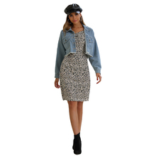 Denim jacket women long sleeve jeans female short coat Autumn Fashion casual Feminino Streetwear Frayed Edge new
