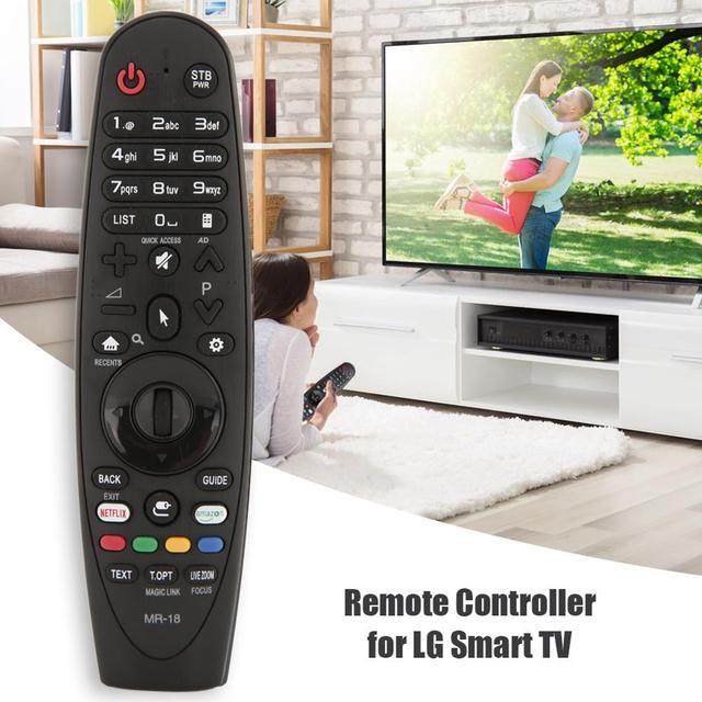 החלפת חכם טלוויזיה טלוויזיה שלט רחוק החלפה עבור LG טלוויזיה חכמה AN MR600 AN MR650 אינטליגנטי טלוויזיה מרחוק בקר