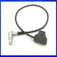 TILTA Nucleus M WLC T03 беспроводной кабель питания для непрерывного изменения фокусировки объектива, кабель питания, DTAP до 0B 7pin
