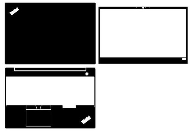 """ラップトップ炭素繊維のためのレノボ Thinkpad E590 E595 15.6"""""""