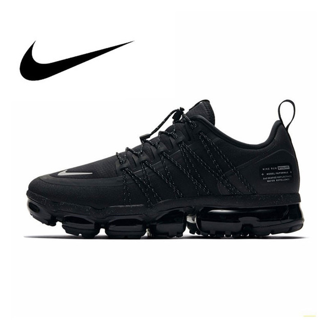 Nike Air Vapormax Run Utility Official Men Running Shoes Sneakers Outdoor Sports Designer Athletic Footwear Jogging AQ8810-003