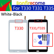 Digitizer-Panel Tablet-Touchscreen-Replacement Samsung T335 Glass-Lens Lcd-Display Galaxy