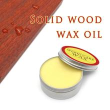 Beeswax-Wax Furniture-Care Wood Home-Floor Seasoning for 1PC 20g Complete-Solution New