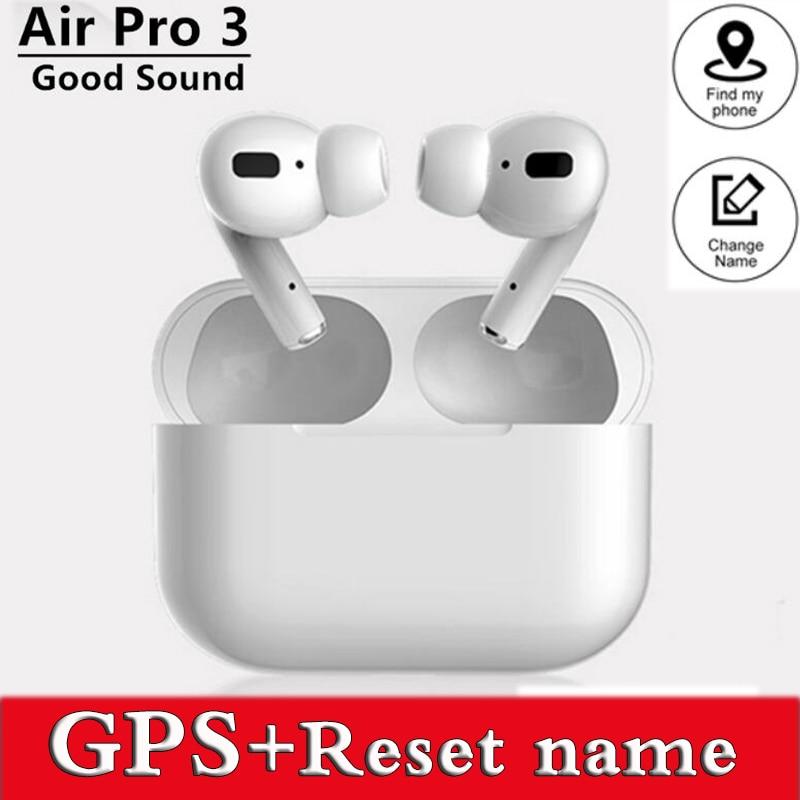 Беспроводные Bluetooth-наушники для airpods pro 3, Hi-Fi музыкальные наушники-вкладыши, Спортивная игровая гарнитура для телефонов IOS, Android