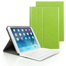 Bluetooth Keyboard PU Leather Case For iPad 2017 2018 / iPad Air 1 2/Pro 9.7 Magnetic Cover Tablet Ipad 5th 6th original magnetic keyboard dock case cover for teclast tbook 11 tablet