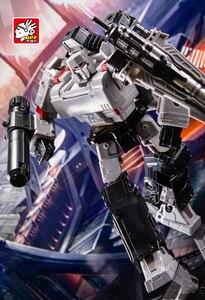 Image 4 - 변환 G1 BPF BPF 02 KO Galvatron Megotroun Mgtron SIEGE 시리즈 탱크 모드 액션 피규어 로봇 수집 완구