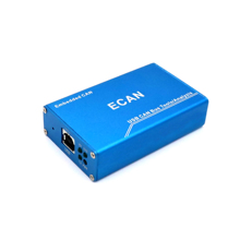 Small size usb CAN analyzer downloader EPEC Cylindro TTC controller CANbus decoder  support BUDS CoDeSys CANmoon NCDrive