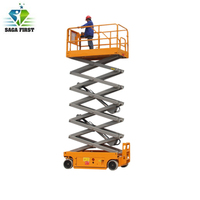 Self-Propelled Scissor Lifts (Electric Motor)