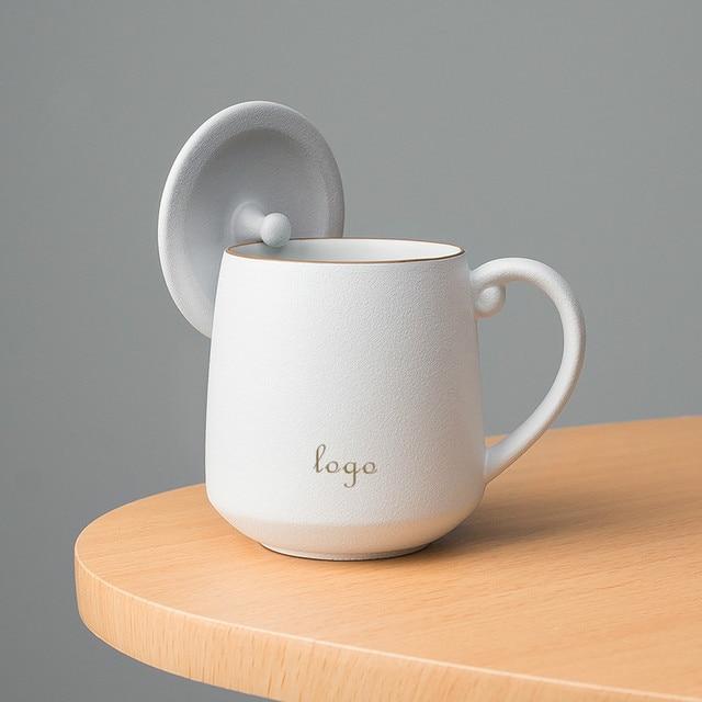 Tasse créative japonaise jante en or tasse à thé De bureau personnalisée tasses à café uniques