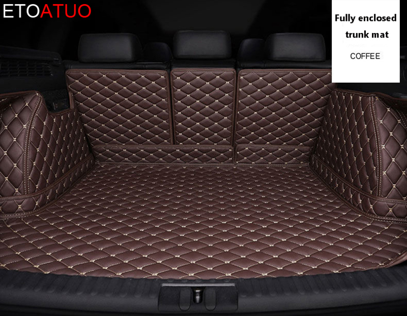 ETOATUO tapis de coffre de voiture personnalisé pour Opel tous les modèles Astra g h Antara Vectra b c zafira a b accessoires auto style de voiture