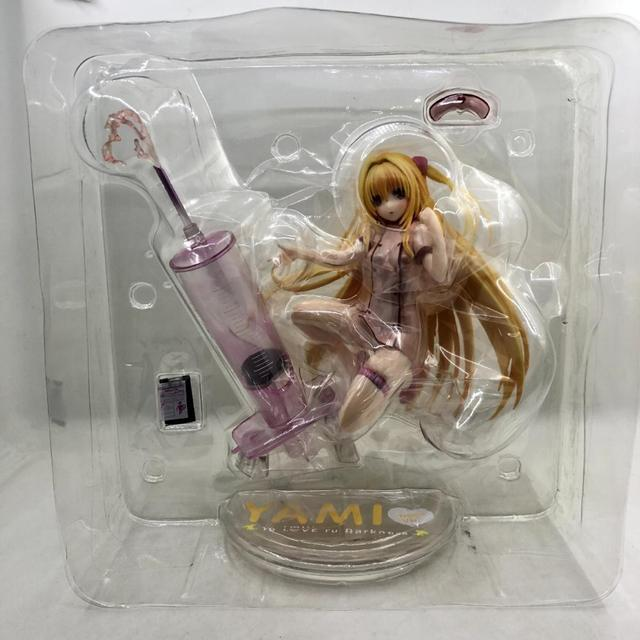 20CM To Love Darkness 1/7 sexy Action Figure PVC Collection Model toys brinquedos for christmas gift