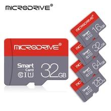 Movimentação do flash do cartão 128gb do tf do cartão c10 32gb para o smartphone cartão de memória 8gb micro sd de microsd 64gb 16gb