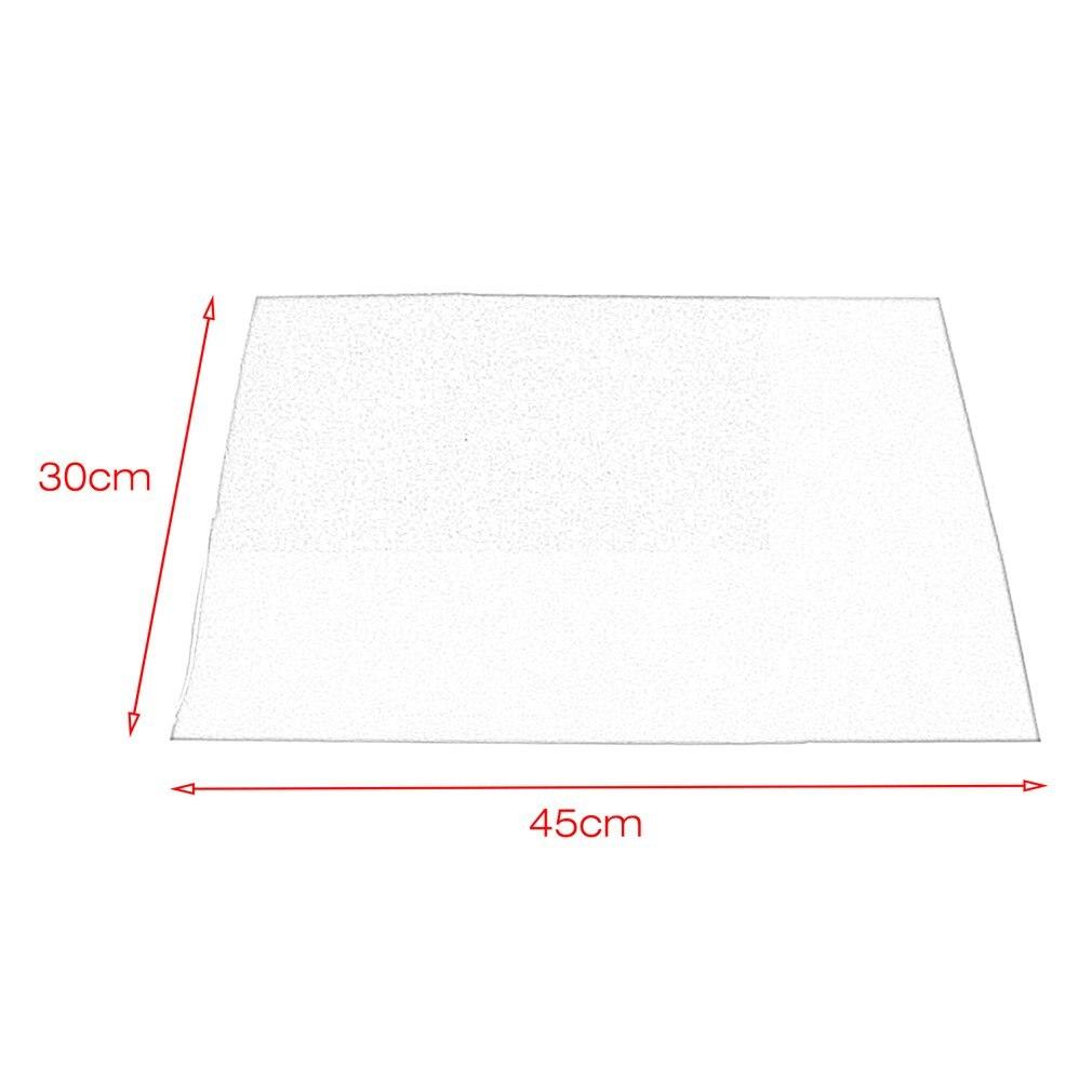 Купить с кэшбэком A3 Small Size Household Flexible Mini Magnetic Whiteboard 30*45CM Refrigerator Memo Pad Office Writing Message Board