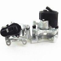 1 пара задний ручной тормоз тормозной двигатель суппорт насос в сборе новый для Passat B6 B7 ЕС CC Sharan Alhambra Tiguan Q3 32332267