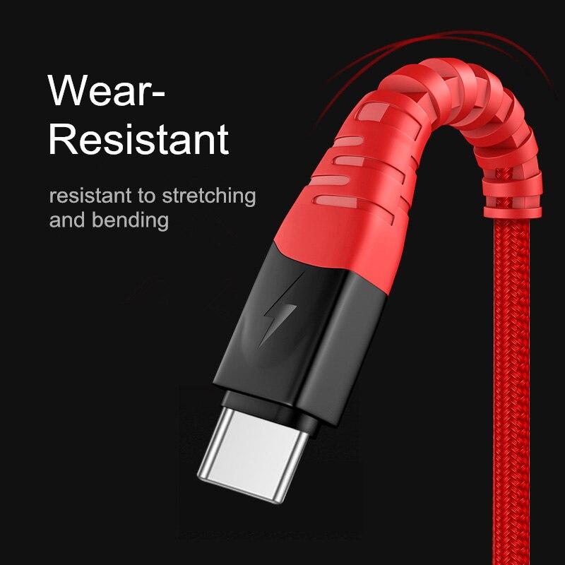 5A кабель с разъемом USB Type C Быстрый зарядный кабель USB C зарядное устройство для Samsung S20 Xiaomi Huawei P40 ProMobile телефон USB C Type C кабель|Кабели для мобильных телефонов|   | АлиЭкспресс