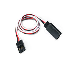 10pcs 100mm/150mm/200mm/300mm/500mm RC Servo Extension Cord Cable Wire Lead JR For Rc Helicopter Rc Drone