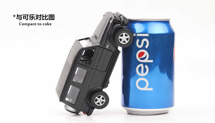 1:36 High simulation Mercedes Benz G63 AMG Model Alloy Diecast Auto Mobile  Car Toy Offroad Pull Back Decoration Scale Model