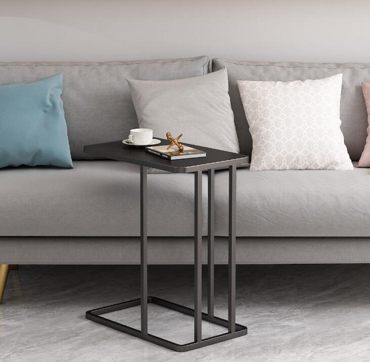 Nordic Marble Small Coffee Table Mesa De Centro Simple Modern