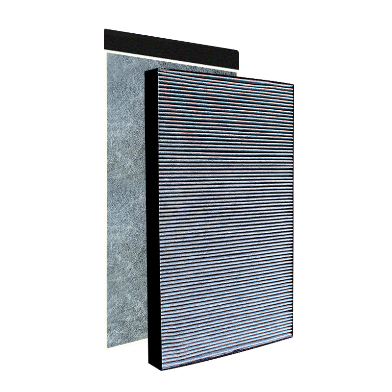FZ-Y180SFS HEPA Filter + FZ-Y180VFS Formaldehyde Activated Carbon Filter for SHARP KC-Y180SW FU-GD10 KC-GD10 Air Purifier Filter