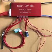 5s-32s lto bms bluetooth + 485 para dispositivo usb + lata + ntc + uart can ser usado togther com lto «conectado em 5-32series