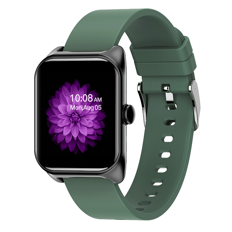 Smart Watch IP68 Waterproof Smart Watch Men's Sports Heart Rate Monitor Women's Fitness Tracker Watch For Android IOS