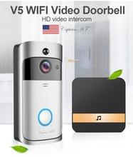 US Captain HF WIFI Video Doorbell