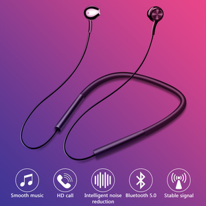 Image 3 - Bluetooth kulaklık 6D spor Handsfree kulaklık kablosuz kulaklık manyetik kulaklık cep telefonu için mikrofon ile Xiaomi