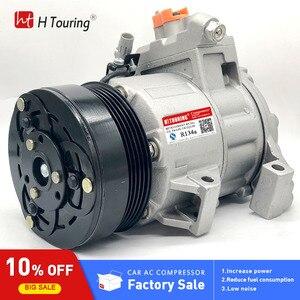Image 2 - Auto klimaanlage kompressor für Suzuki Grand Vitara 5pk 9520064JBO 9520064JB1 95201 64JB0 9520164JB1 9520064JC0 DCS141C