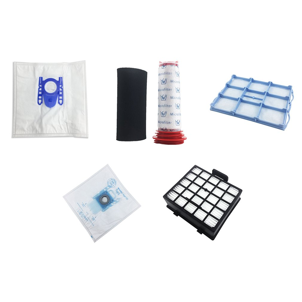 Vacuum Cleaner Accessories Fliters Dust Bags Fliter Element Floor Cleaning Tools For Bosch For Siemens