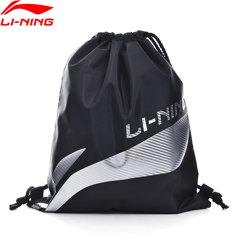 Li-Ning Unisex Men Women Shoes Bag Multifunction Bags For Foldable Big Capacity LiNing Sports Backpack ABLQ013/ABLQ184 ZYF363