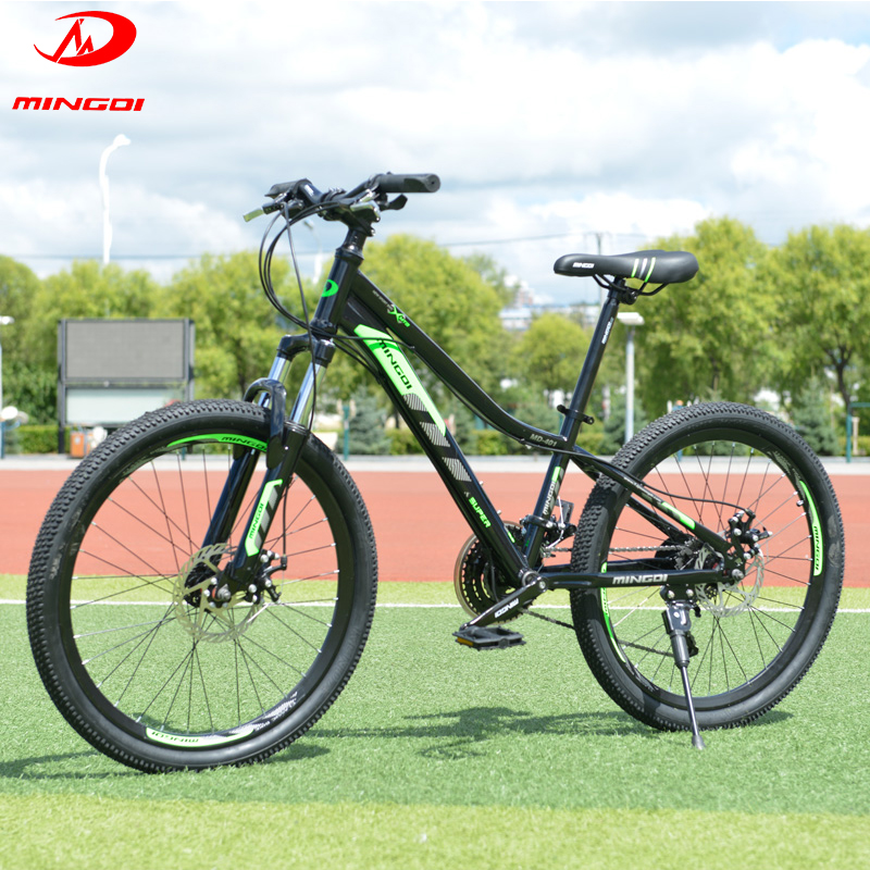 2020 новый горячий продавать средний детский горный велосипед 27 скорость 24 дюйма стальная рама доступна MTB Бесплатная доставка городской вел...