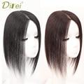 DIFEI синтетические накладные волосы на заколке шиньон для женщин увеличение количества волос на верхней части головы