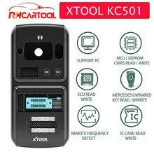 OBD2 XTOOL KC501 için araç teşhis aracı Benz kızılötesi tuşları E G GL/GLS GLC/GLK serisi çip programcı desteği okuma ve yazma MCU