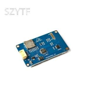 "Image 2 - Nextion 2.4 ""TFT 320x240 저항 막 터치 스크린 Arduino Raspberry NX3224T024 용 USART UART HMI 직렬 LCD 모듈 디스플레이"