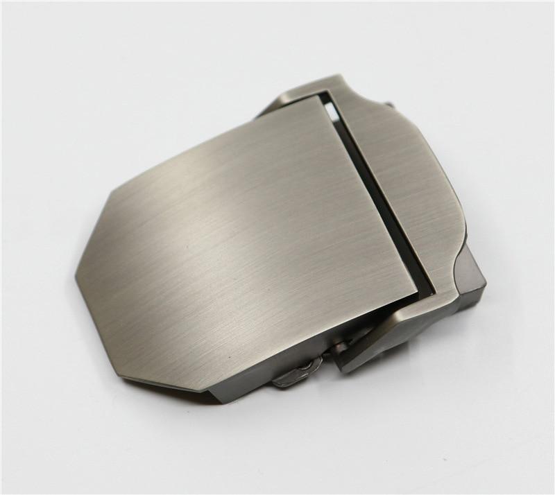 3d Skull Belt Buckles For Men Belt Automatic Alloy Girdle Strap Buckles BSuitable For 38mmWide Men Canvas Belts Black Buckle