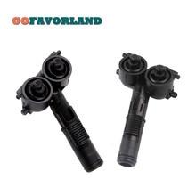 цена на Left Right Headlight Headlamp Washer Nozzle Spray 1K6955103 1K6955104 For Volkswagen VW EOS Jetta Golf Mk5 2006 2007 2008 2009