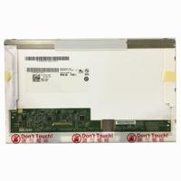 Free shipping B101AW03 V.0 V0 N101LGE L21 N101L6 L0B LP101WSA TLA1 TLN1 CLAA101NB01A Laptop LCD Screen 1024*600 LVDS 40pins