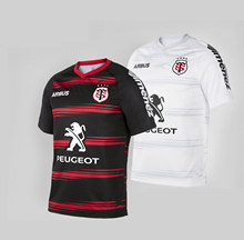 2021 toulouse maillot réplica homme 20/21 rugby camisa esporte shirtsize: S-5XL