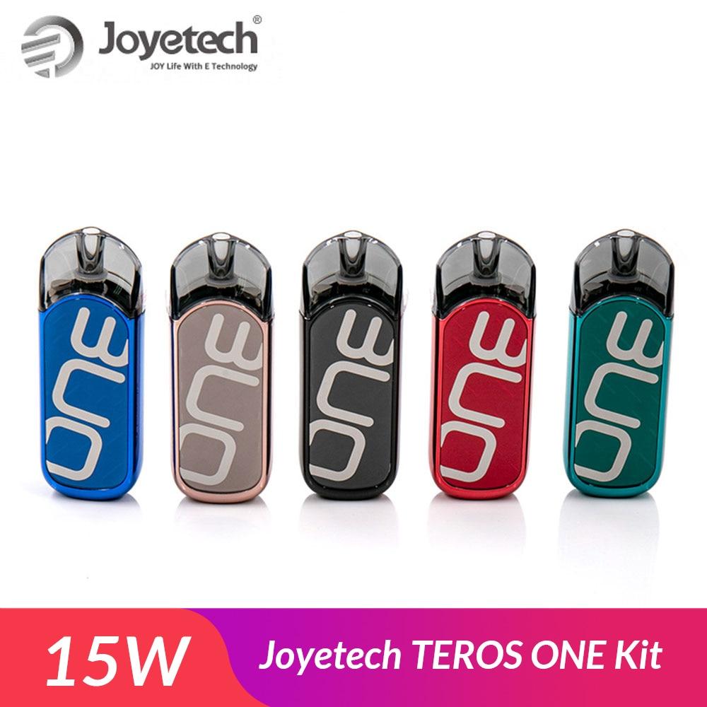 NEW !Original Joyetech TEROS ONE Pod System Kit 650mAh Battery And 2ml Capacity 0.5ohm SS316 Mesh Coil Electronic Cigerette