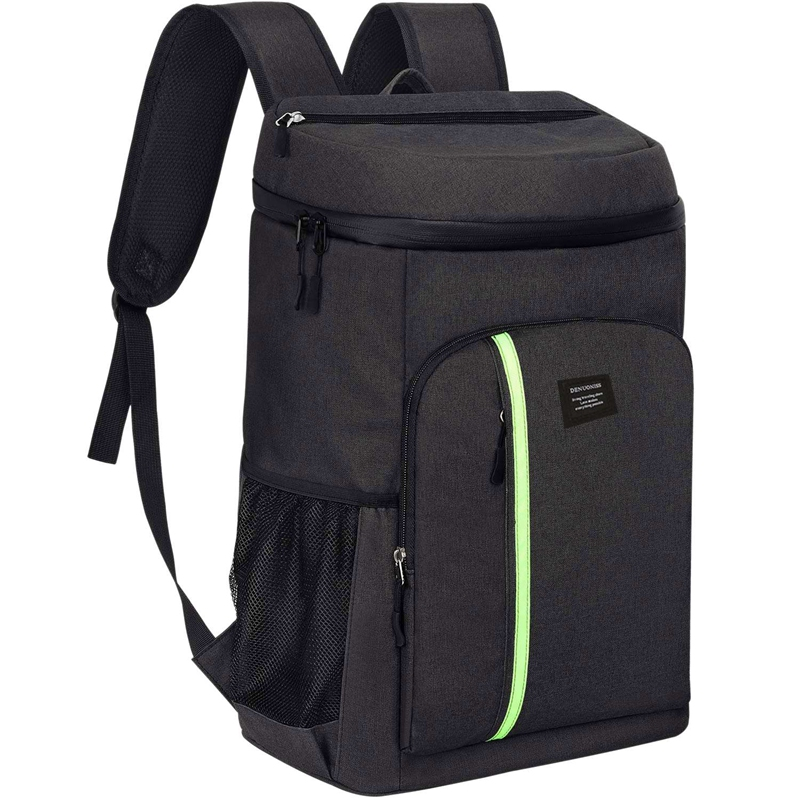 Super sell-Denuoniss Insulated Cooler Bag Large Capacity Bag Portable Food Backpack Waterproof <font><b>Ice</b></font> <font><b>Pack</b></font> <font><b>Lunch</b></font> Bags For Picnic Hi image