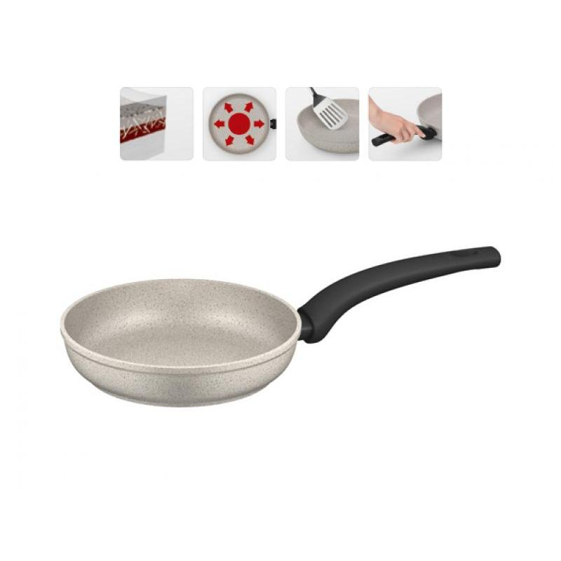 Frying Pan NADOBA, Marmia, 20 Cm