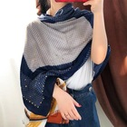 silk scarf cotton sc...