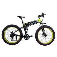 Electric-Bike Fat-Tire Folding 7-Speed 26inch 500W CHINA S11F And 48V CE with Factory-Price