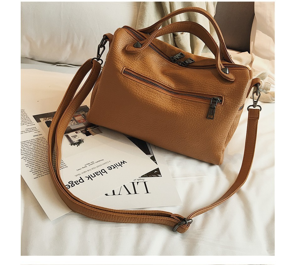 H7c9c3fdf5aea47fba629588074599372Z - Fashion Women Top-handle Bags with s Large High Quality Leather Female Shoulder Bag Vintage Motorcycle Tote Bags Sac