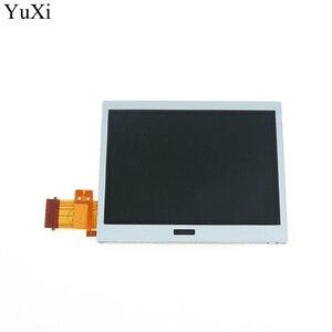 Image 3 - Yuxi เปลี่ยนด้านบน/ด้านล่างหน้าจอ LCD Pantalla Inferior Para สำหรับ Nintendo DS Lite NDSL