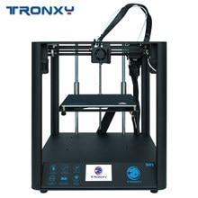 3D Drucker D01 220*220*220mm Industrie linearführungsschiene Core XY Titan Extruder Stille design Hohe-präzision druck
